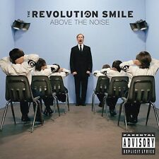 Audio CD Above The Noise - Revolution Smile - Free Shipping
