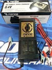 Panda 12v DC 15min 8.4V@1.2Ah NiCD Bat. charger w TAMIYA plug ( PD84V15 )