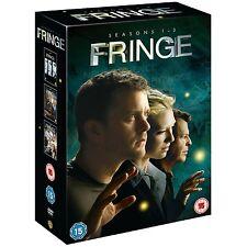 FRINGE Complete Season  Series 1 2 & 3 DVD Box Set 1 - 3 New