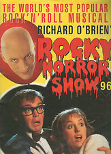 RICHARD O'BRIEN'S--ROCKY HORROR SHOW- ROCK' N' ROLL MUSICAL PROGRAMME *RARE*