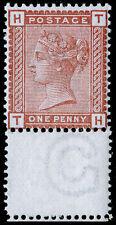 More details for sg166, 1d venetian red, nh mints. cat £35+ sl