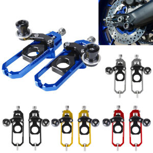 Motorcycle chain adjusters tensioner Catena for 2007-2016 honda cbr600rr