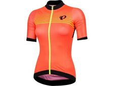 Pearl Izumi Womens PRO Pursuit Jersey - Medium - Orange/Yellow