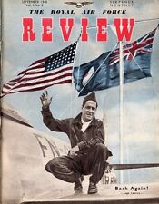 RAF REVIEW SEP 48 DOWNLOAD: THE FEW/ RAF'S FIGHTER VC/ UNIFORM FACTORY/ USAF