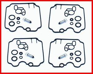 👉TMP 4x Kit réparations carburateur CAB-Y17 YAMAHA FZR 1000 Genesis Exup 89-95