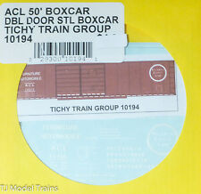 Tichy Train Group #10194 Decal for: Atlantic Coast Line 50' Steel Double-Door