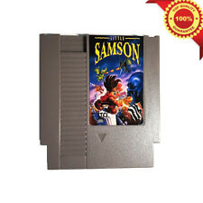 Little Samson Retro Classic NES English Console Video Game Play Now !