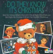 Do they know it's Christmas (1973-90) Band Aid, Vanessa Williams, Elton J.. [CD]