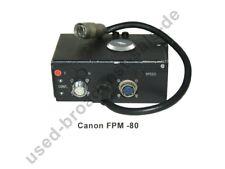 Canon fpm-80 - focus servo module