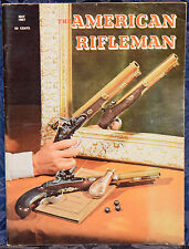 Vintage Magazine American Rifleman,  MAY 1967 !! WINCHESTER Model 1873 RIFLE !!