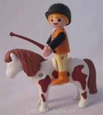 Playmobil Farm/Stables: Boy figure & pony set NEW