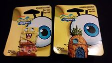 Spongebob Squarepants & Pineapple Set of 2 Fish Tank Accessories Underwater Fun