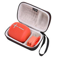 LTGEM Hard Carrying Case For Ultimate Ears WONDERBOOM Portable Bluetooth Speaker