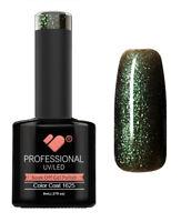 1625 VB™ Line Green Chameleon Metallic - UV/LED soak off gel nail polish