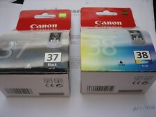 Value Pack pg-37 + cl-38 Canon originale Pixma ip2500 ip1800 mg666 mg911sw