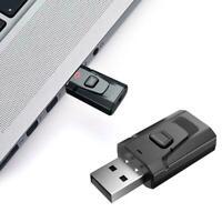 4IN1 Bluetooth 5.0 Audio Sender Empfänger USB Adapter Aux Kabel I2D6