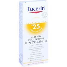 EUCERIN Sun Allergie Schutz Creme-Gel  LSF 25   150 ml    PZN 3842834