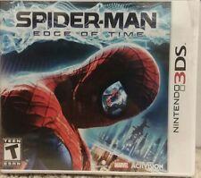 Spider-Man: Edge of Time Nintendo 3DS, New!!!  *pls read description*