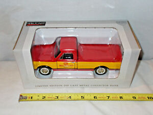 New Holland 1967 Chevy Pickup Bank By SpecCast