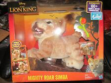 FurReal Roarin' Simba Disney LIon King - Life-like Toy Pet interactive New