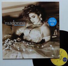 "LP Madonna  ""Like a virgin"" - (EX/EX)"
