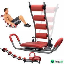 Palestra fitness addominali AB Rocket Twister gli addominali EXERCISER MACCHINA Trainer Panca