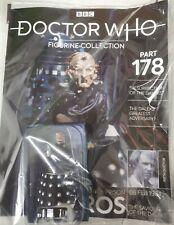 Dr Doctor Who Figurine Collection #178 Davros Cyro-Prison Eaglemoss