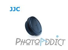 JJC L-R1 Bouchon de boitier + Bouchon arrière d'objectif pour Canon EOS