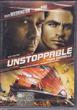 Dvd **UNSTOPPABLE ~ FUORI CONTROLLO** con Denzel Washington nuovo 2010