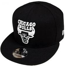c6a23088f6e8fe Era Chicago Bulls NBA Black White 9fifty Snapback Cap Limited Edition