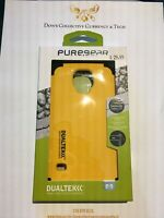 Puregear DualTek Impact Protection Case For Samsung Galaxy S5 - Yellow