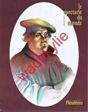 Le spectacle du monde n°266 du 05/1984 Luther Doucet Custine Vendée Marseille