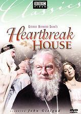 DVD Heartbreak House: John Gielgud Daniel Massey Lesley-Anne Downe Sian Phillips