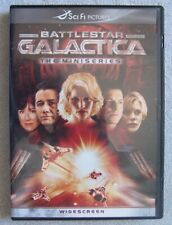Battlestar Galactica: The Miniseries and Season 1 Very Good Condition