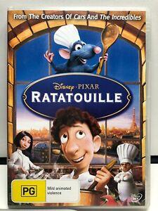 Ratatouille - Disney - DVD - AusPost with Tracking
