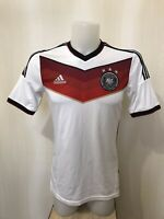 Deutschland team 2014/2015 home Size S Germany Adidas shirt jersey trikot soccer