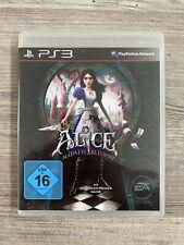 Alice: Madness Returns - Sony PS3 Playstation 3 Spiel - Deutsche Version