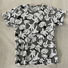 Mickey Mouse Glove T- Shirt