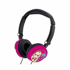 Trendy Barbie Stereo Kids Folding Headphones Volume Limited 85db Safe Lexibook