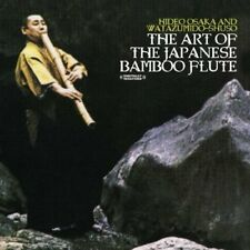 Art Of The Japanese Bamboo Flute | Art of the Japanese Bamboo Flute | AUDIO CD