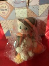 Calico Kittens I'm Bewitched With Friendship 144258 Enesco New Box