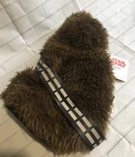 Petco Star Wars Dog Reflective Hoodie Chewbacca Costume S Small NWT Chewie