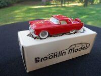 BROOKLIN MODELS 13 FORD THUNDERBIRD 1955