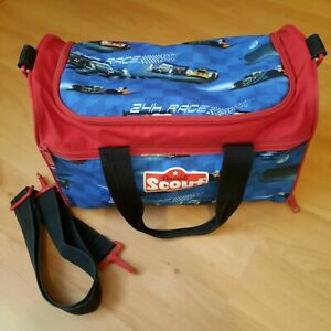 Schultasche~Scout Tasche~Schwimmtasche~Kinder-/tasche Umhängetasche Sporttasche,