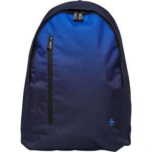 Original Penguin Gradient Backpack Navy/Royal New