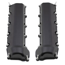 Pair Valve Covers w/ Gasket for Chrysler Jeep Mitsubishi Dodge Pickup SUV 4.7L