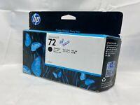 C9370A 06//2019 130ml Genuine HP ink cartridge.NEW!UNOPENED HP-72 Photo Black