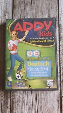 ADDY KIDS Deutsch, Klasse 3+4 CD-ROM Lernsoftware Grundschule