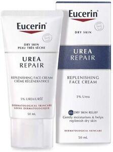 Eucerin Replenishing urea repair Skin Relief Face Cream 50 ml