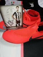 Scarpe Khedira Preparate Boots Match Worn Issued Juventus No Ronaldo